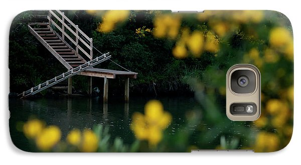 Galaxy Case featuring the photograph Stairway To Heaven by Pedro Cardona