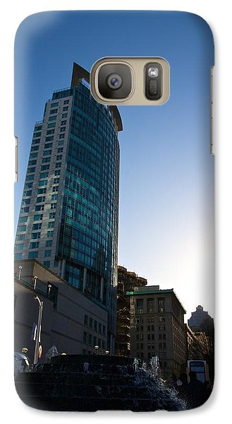 Galaxy Case featuring the photograph Standing Tall by JM Photography