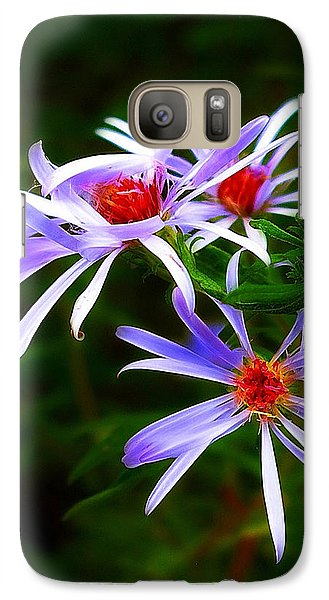 Galaxy Case featuring the photograph Stars Of Spring by Judi Bagwell