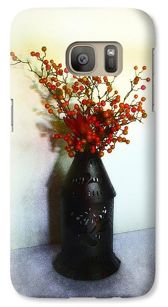 Galaxy Case featuring the photograph Still Life With Berries by Judi Bagwell
