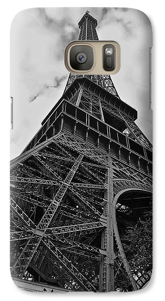 Galaxy Case featuring the photograph Still Standing by Eric Tressler