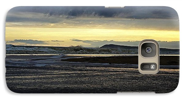 Galaxy Case featuring the photograph Stormy Morning 2 by Blair Stuart