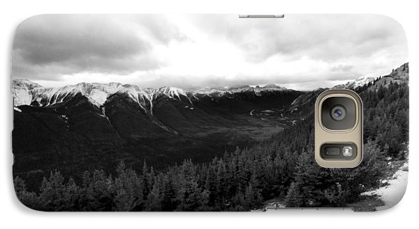 Galaxy Case featuring the photograph Sulphur Mountain by JM Photography