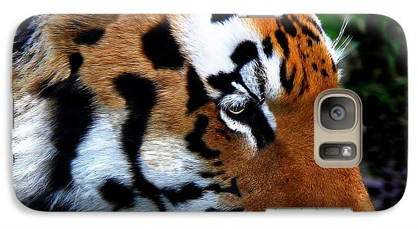 Galaxy Case featuring the photograph Sumatran Strength by Davandra Cribbie
