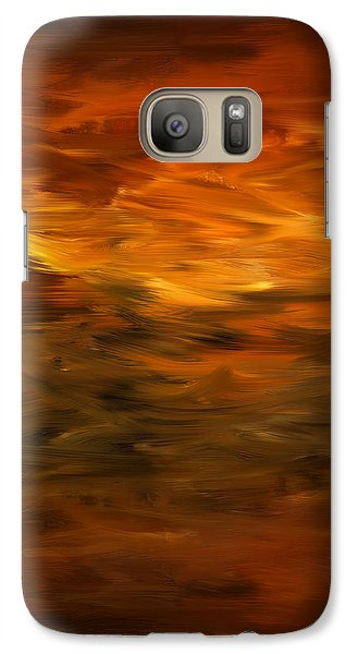Summer's Hymns Galaxy S7 Case by Lourry Legarde