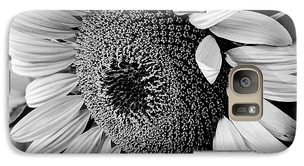 Galaxy Case featuring the photograph Sunflower by Dan Wells