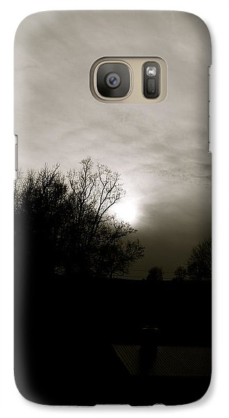 Galaxy Case featuring the photograph Sunset by Kume Bryant