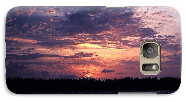 Galaxy Case featuring the photograph Sunset Off Mallory Square 14s by Gerry Gantt