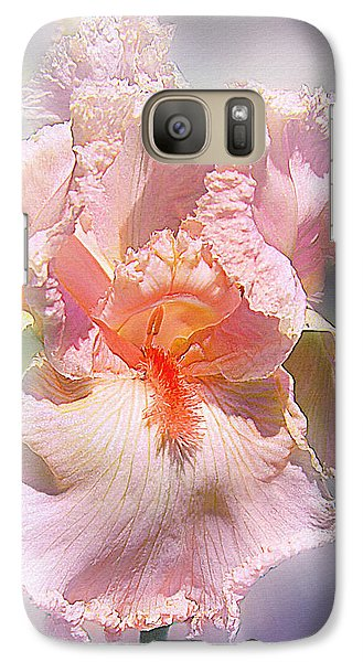 Galaxy Case featuring the digital art Sunshine Bliss by Mary Almond