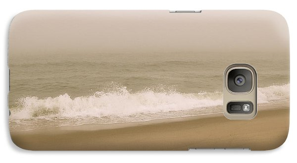 Galaxy Case featuring the photograph Surf And Sand by Robin Regan
