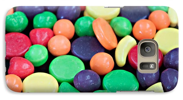 Galaxy Case featuring the photograph Sweet Candy Galore  by Sherry Hallemeier