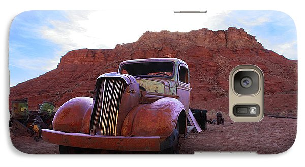 Galaxy Case featuring the photograph Sweet Ride by Susan Rovira