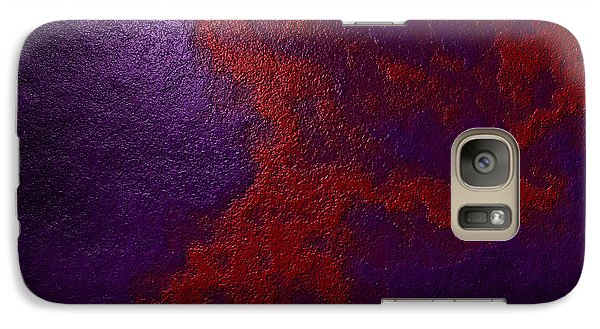 Galaxy Case featuring the digital art Tanjobi by Jeff Iverson