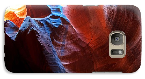 Galaxy Case featuring the photograph The Bear 2 by Bob and Nancy Kendrick
