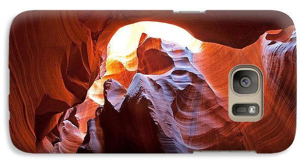 Galaxy Case featuring the photograph The Bear by Bob and Nancy Kendrick