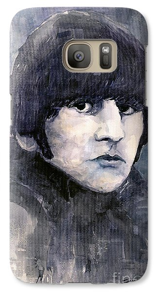 The Beatles Ringo Starr Galaxy S7 Case