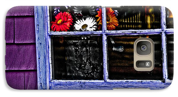 Galaxy Case featuring the photograph The Beauty Within by Mike Martin