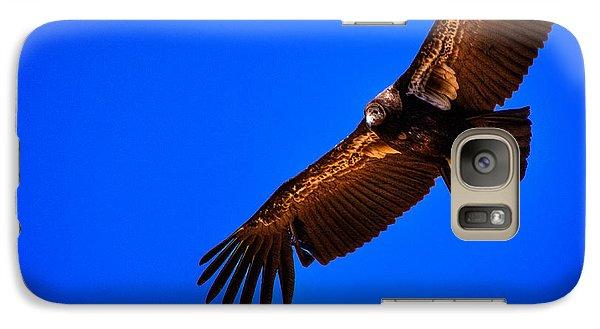 The California Condor Galaxy S7 Case by David Patterson