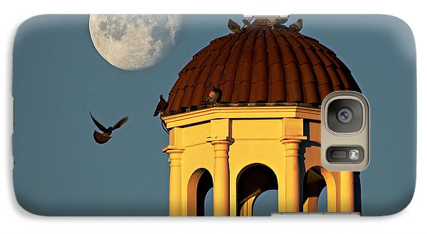 Galaxy Case featuring the photograph The Dome by Dan Wells