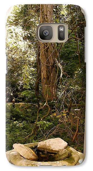 Galaxy Case featuring the photograph The Doorway by Robin Regan