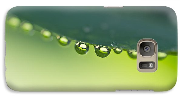 Galaxy Case featuring the photograph The Edge I by Priya Ghose