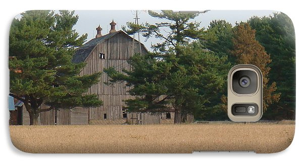Galaxy Case featuring the photograph The Farm by Bonfire Photography