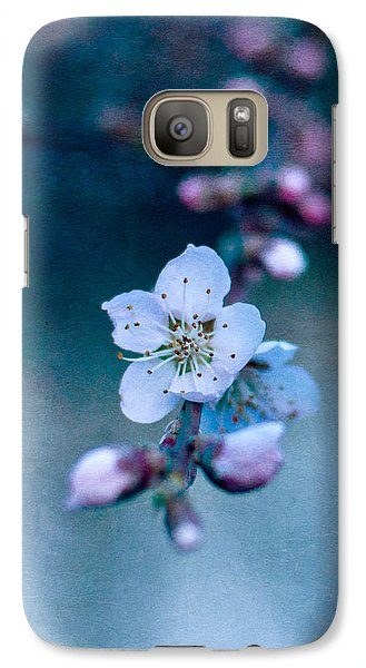 Galaxy Case featuring the photograph The First by Laura Melis