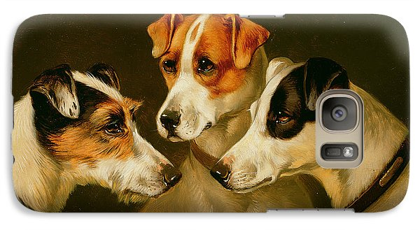 The Hounds Galaxy S7 Case by Alfred Wheeler