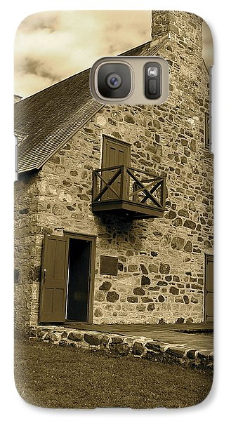 Galaxy Case featuring the photograph The Old Presbytery by Robin Regan