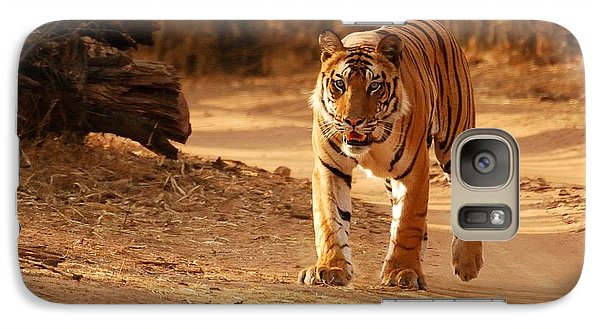 Galaxy Case featuring the photograph The Royal Bengal Tiger by Fotosas Photography