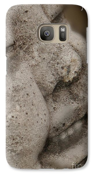 Galaxy Case featuring the photograph The Smile by Vicki Ferrari