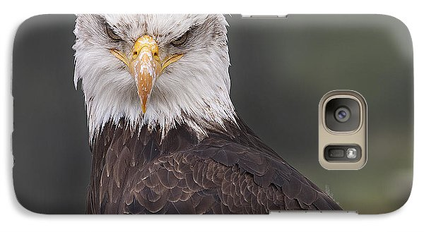 Galaxy Case featuring the photograph The Stare by Eunice Gibb