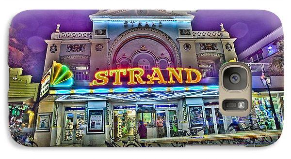 The Strand Galaxy S7 Case