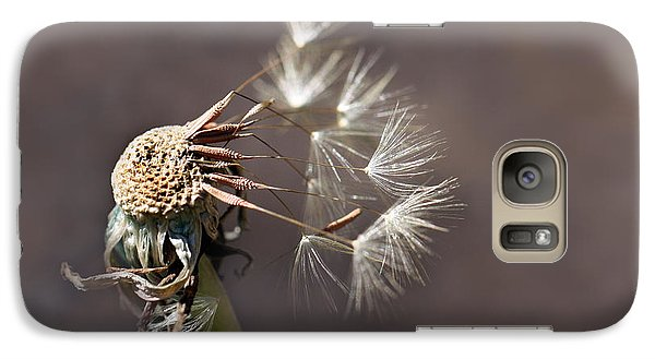 Galaxy Case featuring the photograph The Struggle by Marion Cullen