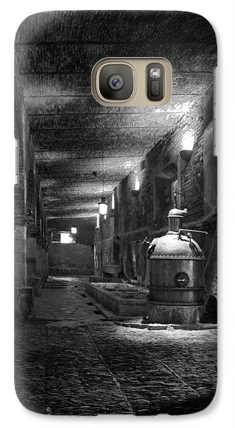 Galaxy Case featuring the photograph The Tequilera No. 2 by Lynn Palmer