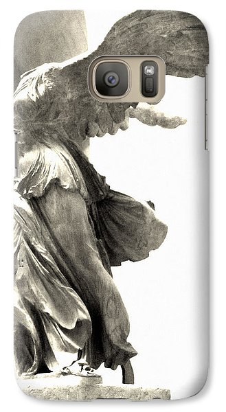The Winged Victory - Paris Louvre Galaxy S7 Case