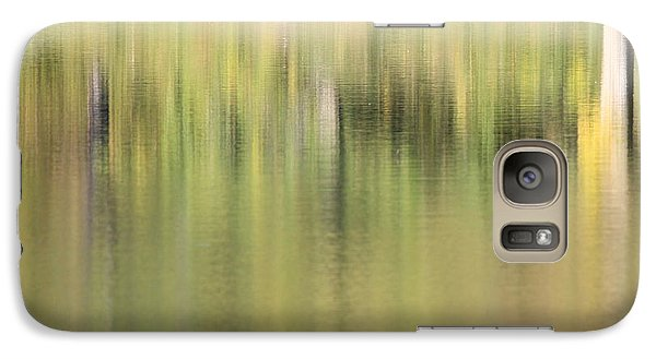 Galaxy Case featuring the photograph The Woods by Penny Meyers