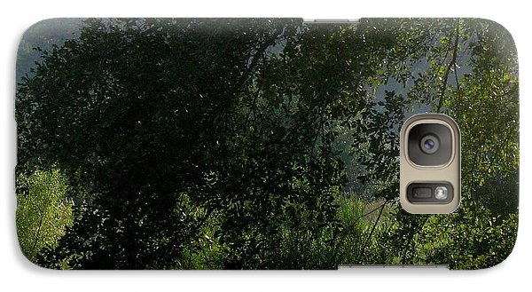 Galaxy Case featuring the photograph This Ole Tree by Maria Urso