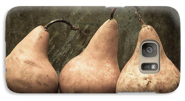Three Pear Galaxy Case by Edward Fielding