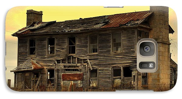 Galaxy Case featuring the photograph Times Past by Marty Koch