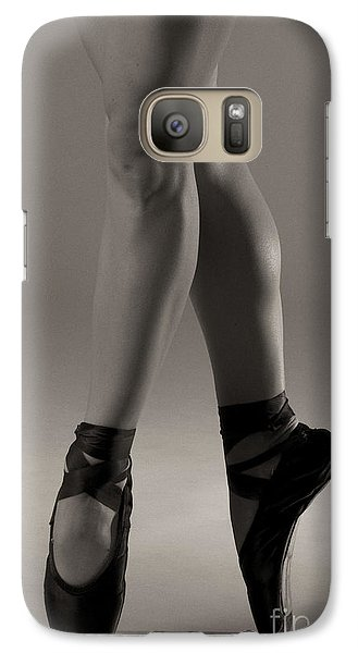 Galaxy Case featuring the photograph Tiny Dancer by Angelique Olin