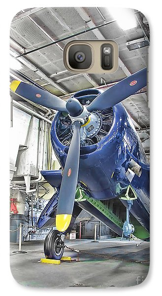 Galaxy Case featuring the photograph Torpedo Bomber by Jason Abando