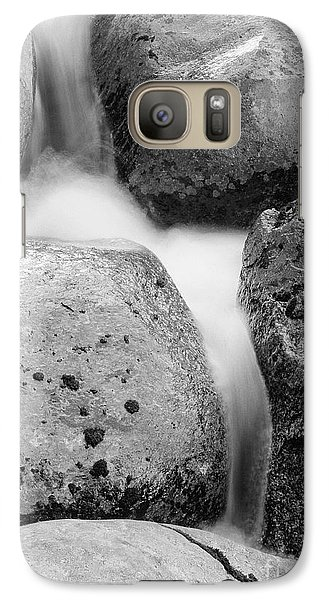 Galaxy Case featuring the photograph Tower Creek Detail by Doug Herr