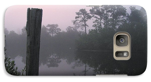 Galaxy Case featuring the photograph Tranquility by Brian Wright