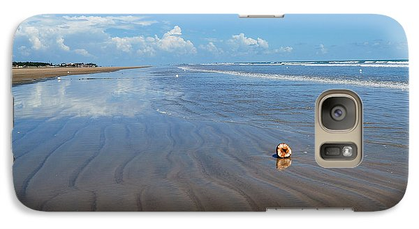 Galaxy Case featuring the photograph Tranquility by Fotosas Photography
