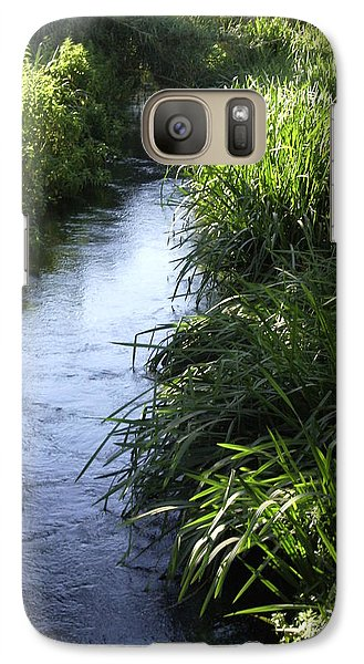 Galaxy Case featuring the photograph Tranquillity by Kathleen Pio