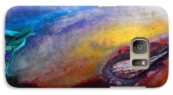 Galaxy Case featuring the digital art Travel by Richard Laeton
