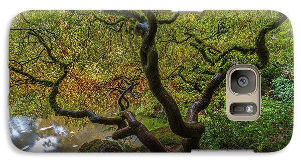 Galaxy Case featuring the photograph Tree Of Life by Ken Stanback
