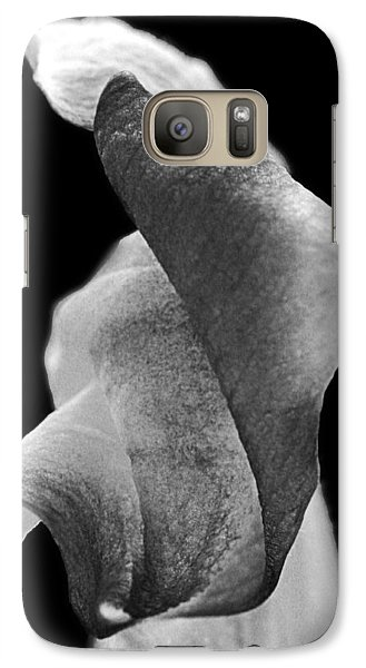 Galaxy Case featuring the photograph Tribute by Lauren Radke