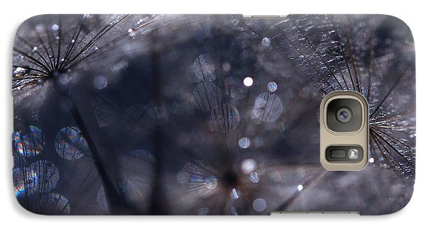 Galaxy Case featuring the photograph Nature's Trinkets by Marion Cullen